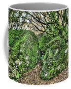 The Mossy Creatures Of The Old Beech Forest Coffee Mug