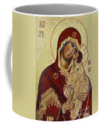 The Mother Of God -the Don Icon Coffee Mug