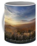 The Mountains Of Brasstown Bald Coffee Mug