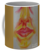 The Mouth Coffee Mug