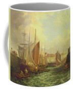 The Mouth Of The Yare, 1821 Coffee Mug