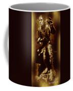 The Mummy Document Coffee Mug