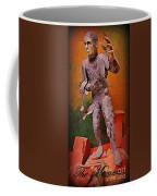 The Mummy Coffee Mug by John Malone