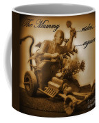 The Mummy Rides In Halifax Coffee Mug