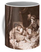 The Murder Of The Princes In The Tower Coffee Mug