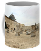 The Museum At Dome Of The Rock Coffee Mug