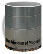 The Museum Of Modern Art Coffee Mug