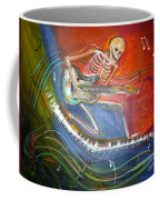 The Music Must Go On Coffee Mug
