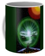 The Music Of The Universe Coffee Mug