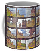 The Mystery Of Tides Photo Assemblage Coffee Mug