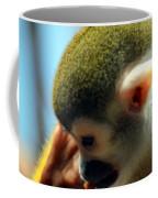 The Nail Biter Coffee Mug