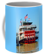 The Natchez 1 Coffee Mug