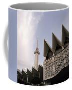 The National Mosque Kuala Lumpur Coffee Mug