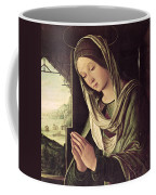 The Nativity, C.1490 Oil On Panel Detail Of 201617 Coffee Mug