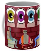 The Delicate Negotiations Coffee Mug