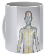 The Nervous System Child Coffee Mug