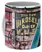 The New Birdsell Clover Huller Coffee Mug