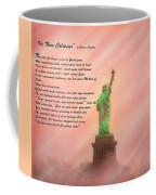 The New Colossus Coffee Mug