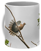 The New Dove In Town Coffee Mug