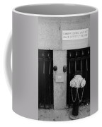 The New Normal In Black And White Coffee Mug