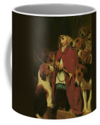 The New Whip Coffee Mug by Charles Burton Barber