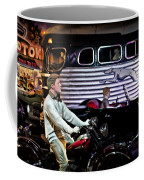 The Nifty Fifties Coffee Mug by Bill Cannon