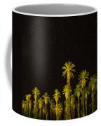 The Night Sky Over Death Valley Coffee Mug