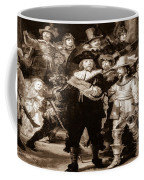 The Night Watch By Rembrandt Coffee Mug