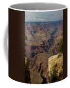 The Nooks And Cranies Of The Grand Canyon Coffee Mug