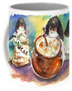 The Nuns Of Toledo 01 Coffee Mug