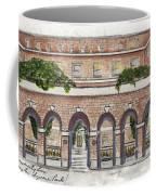 The Nyu Law School Coffee Mug