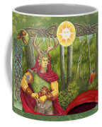 The Oak King Coffee Mug