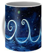 The Ocean, The Moon And The Stars Coffee Mug