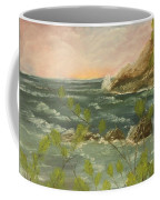 The Ocean View Coffee Mug