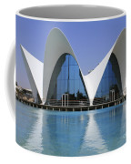The Oceanografic Valencia Coffee Mug
