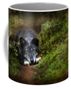 The Old And Not Too Bad Wolf Coffee Mug