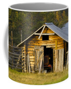 The Old Barn Coffee Mug by Heiko Koehrer-Wagner