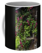 The Old Barn Window Coffee Mug
