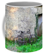 The Old Bike In The Irish Countryside Coffee Mug
