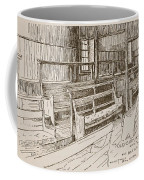 The Old Birmingham Meeting House, 1893 Coffee Mug by Walter Price