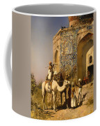 The Old Blue Tiled Mosque - India Coffee Mug