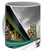 The Old Bridge Hwy 190 Mississippi River Bridge Baton Rouge Coffee Mug