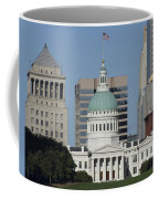 The Old Federal Courthouse St Louis Coffee Mug