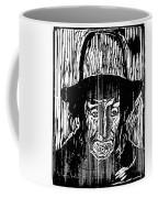The Old Fisherman, 1899 Coffee Mug