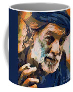 The Old Fisherman Coffee Mug