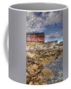 The Old Fisherman's Hut Coffee Mug by Heiko Koehrer-Wagner