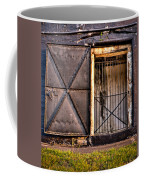 The Old Fort Gate-color Coffee Mug