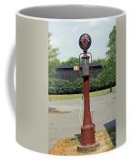The Old Gas Pump Coffee Mug
