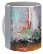 The Old Gum By The Creek Coffee Mug
