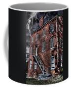 The Old Jail Coffee Mug by Dan Stone
